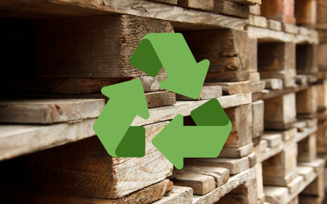 3 Benefits of Recycling Pallets