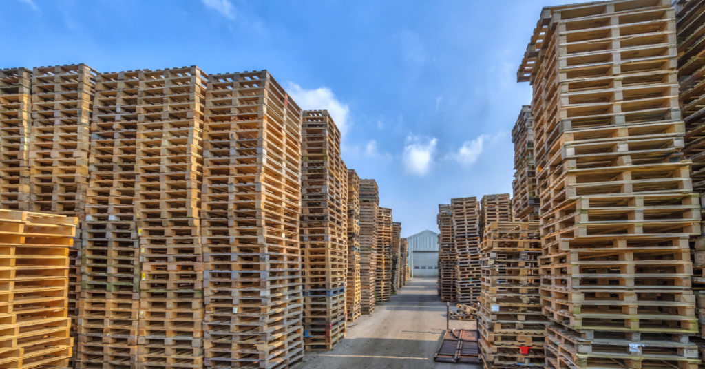 The Ultimate Guide to Wooden Pallets