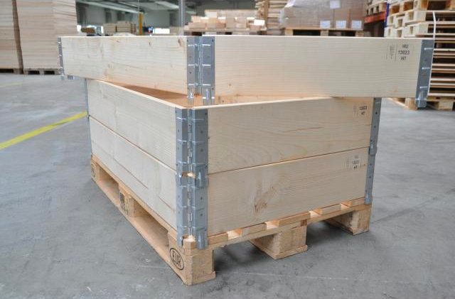 What are Pallet Collars and why should you use them?